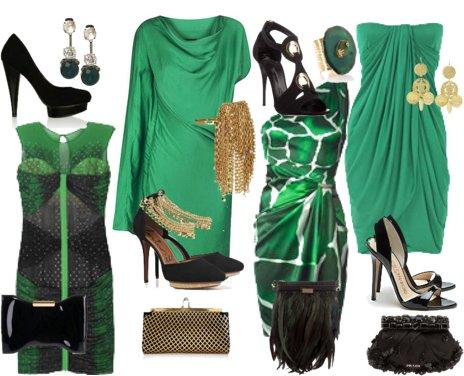 Чего одеть и приготовить на новый год